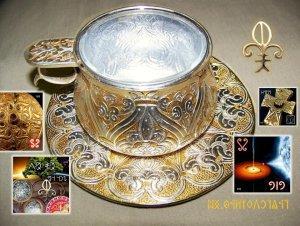 Zempléni fejedelmi csésze a Világfa kozmológiája